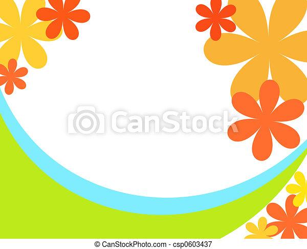 Floral curves - csp0603437
