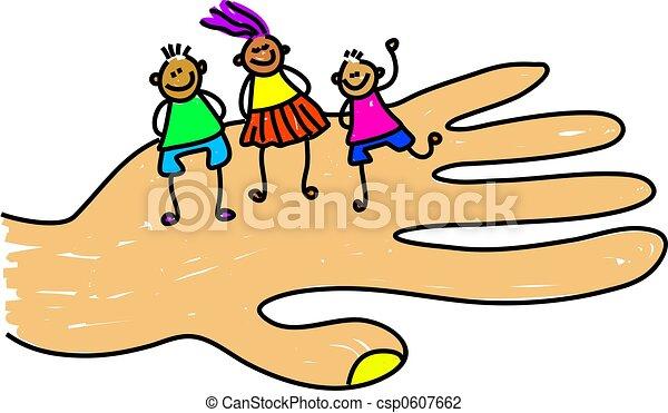 child care - csp0607662
