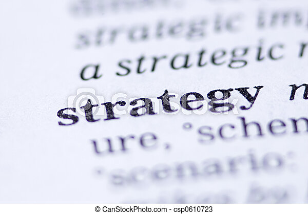 Strategy - csp0610723