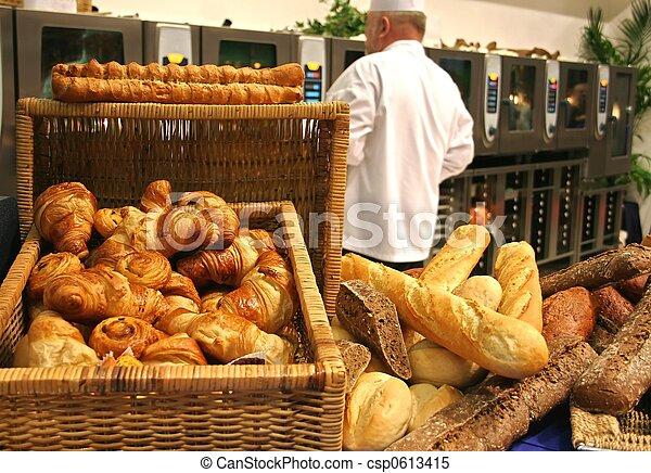 Bakery - csp0613415