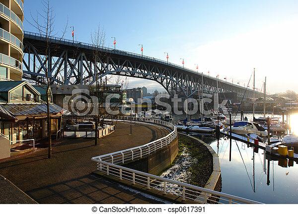 Waterside Vancouver - csp0617391