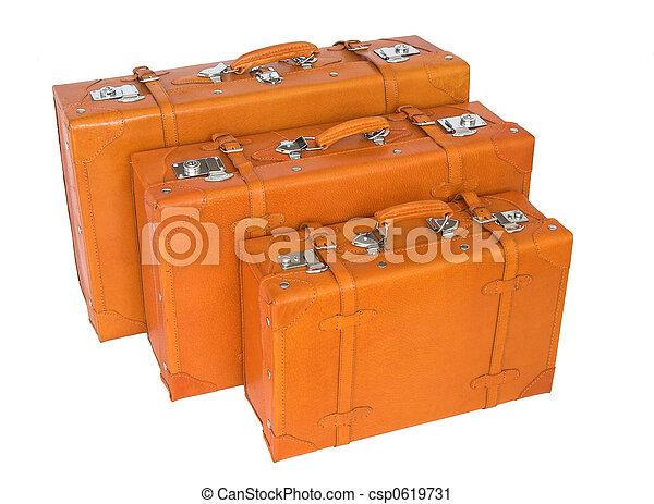 suitcases - csp0619731