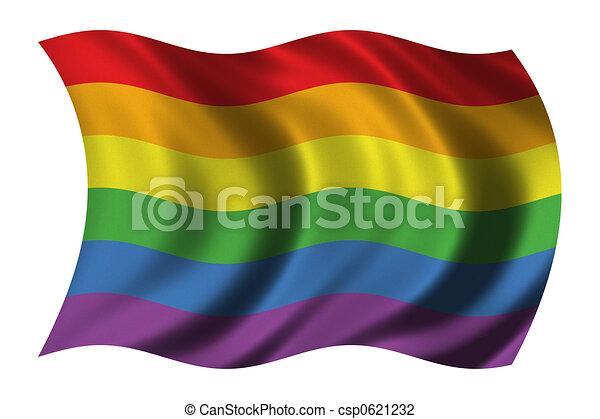 Gay Pride - csp0621232