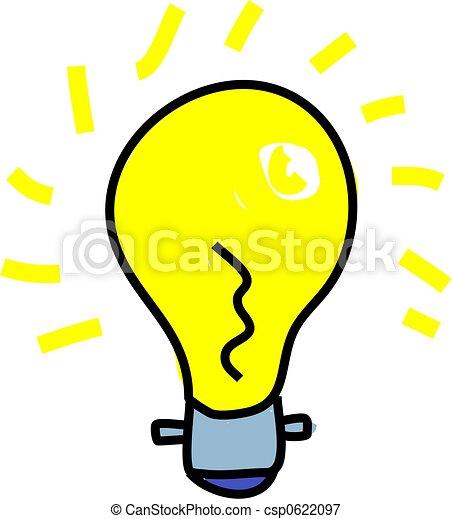 light bulb - csp0622097