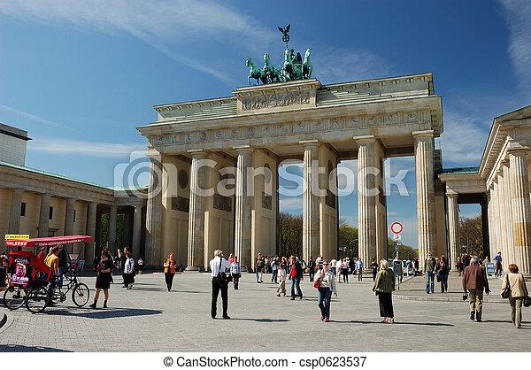 Berlin Landmark - csp0623537