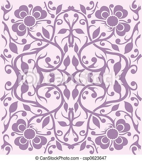 Wallpaper Pattern - csp0623647