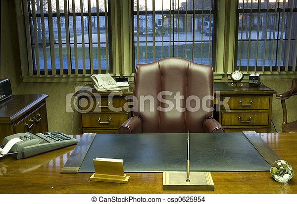 executivo, escritório - csp0625954