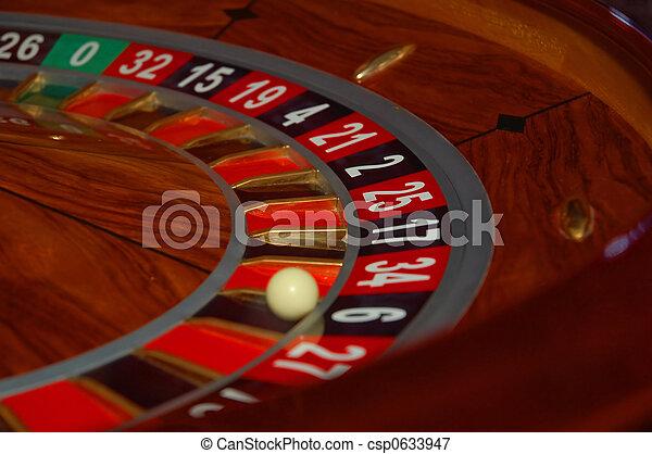 Roulette 2 - csp0633947