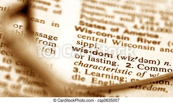 wisdom - csp0635007