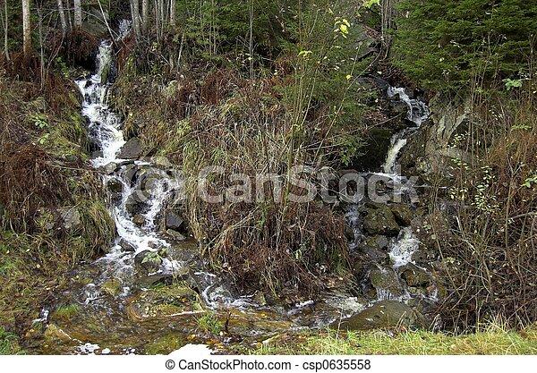 Waterfalls - csp0635558