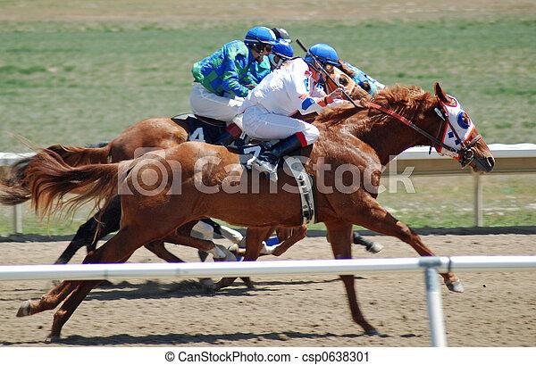 Horse Racing - csp0638301