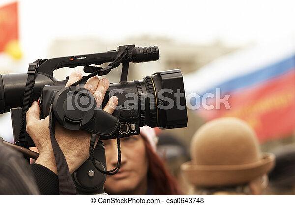 reportage - csp0643748