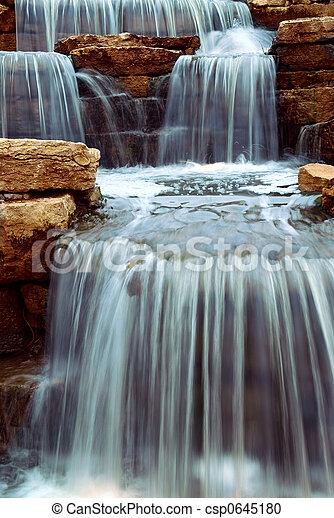 Waterfall - csp0645180