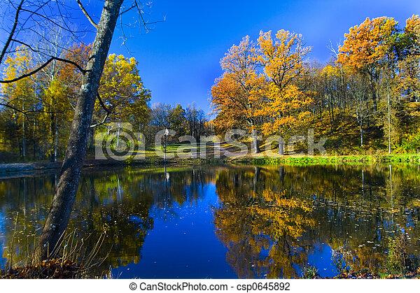 otoño - csp0645892