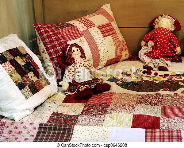 muñecas - csp0646208