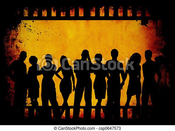 Grunge youth - csp0647573