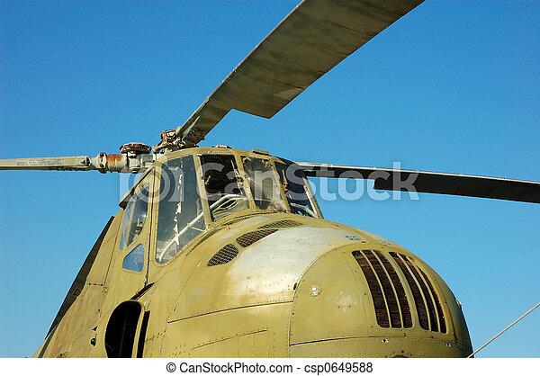 Helicopter Mi-4 - csp0649588