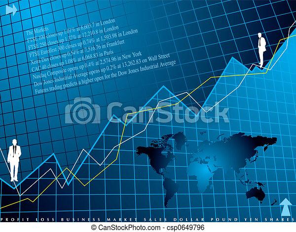 financial background - csp0649796