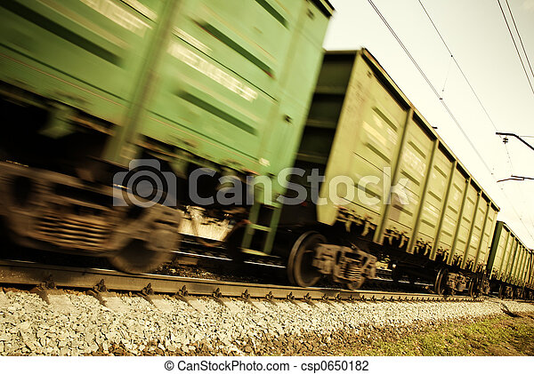 freight train - csp0650182