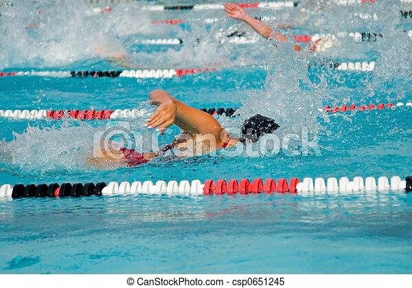 Swim Finals - csp0651245
