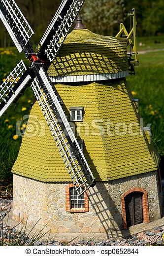 Mühle - csp0652844