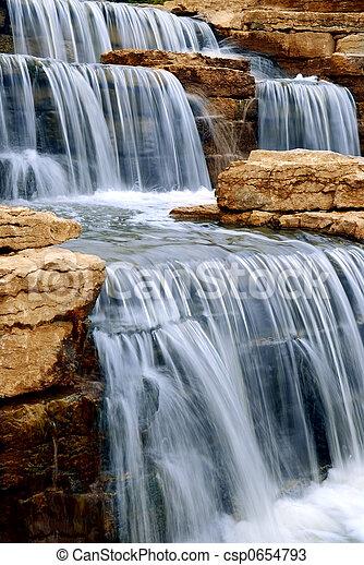 Waterfall - csp0654793