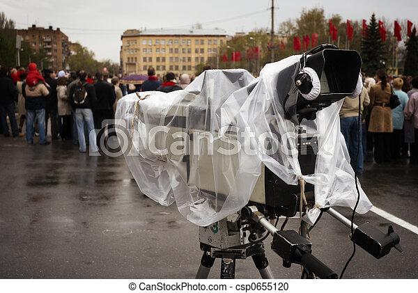 big pro tv camera - csp0655120