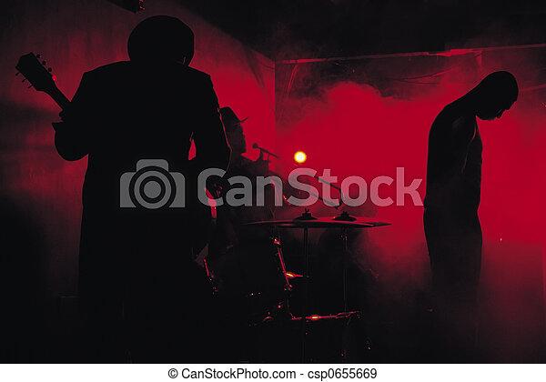 Jazz Band - csp0655669