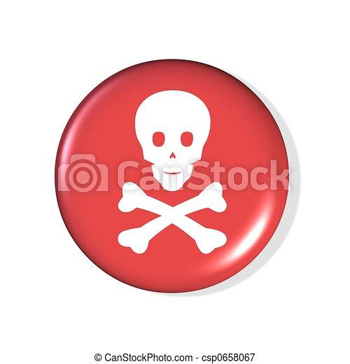 danger icon - csp0658067