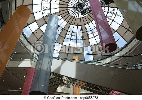 modern architecture - csp0658278