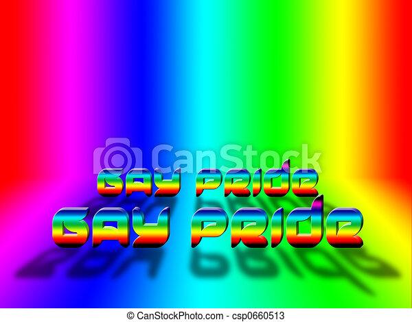 gay pride, diversity - csp0660513