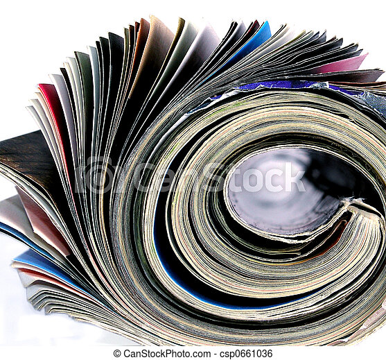 magazine - csp0661036