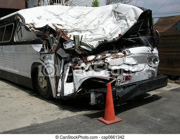 bus accident - csp0661342