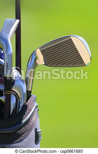 Golf Clubs - csp0661693