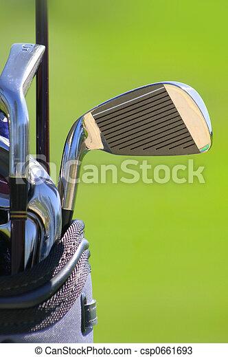 Golf Clubs - csp0661693