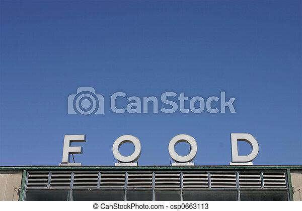 Food - csp0663113