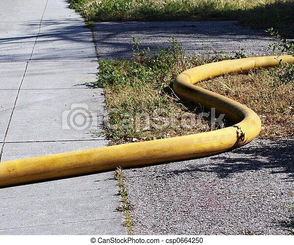 Fire Hose - csp0664250