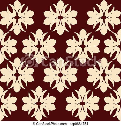 Wallpaper Pattern - csp0664754