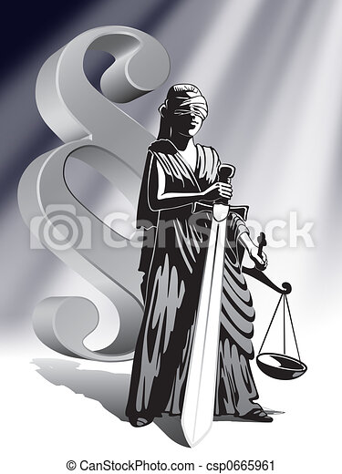 clipart of lady justice blind lady justice holding scale