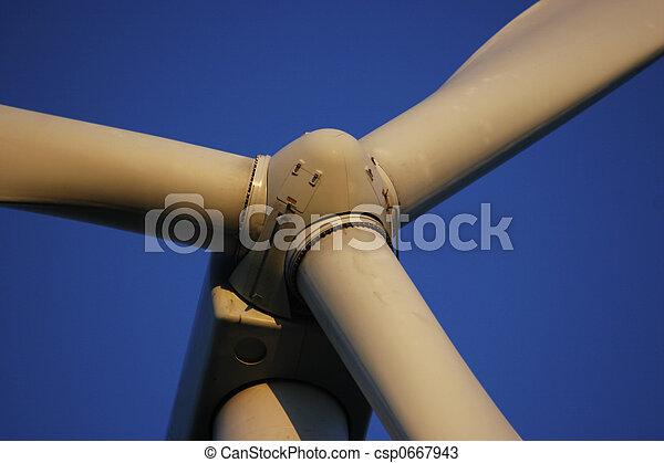 Wind Turbine Generator - csp0667943