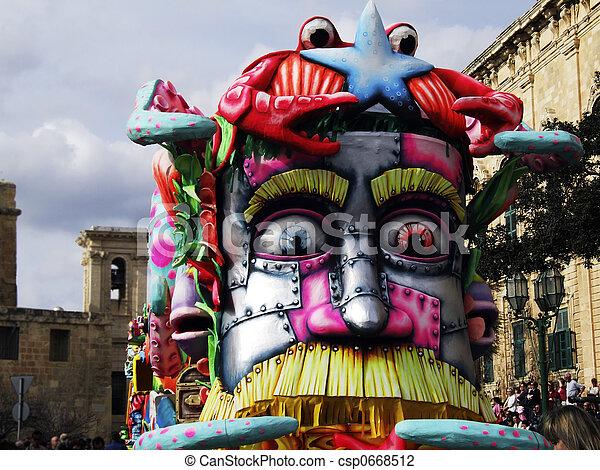 Carnival Float - csp0668512