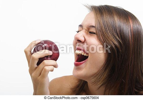 Healthy Laughter - csp0675604