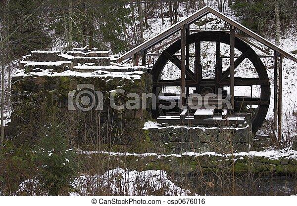 Sawmill - csp0676016