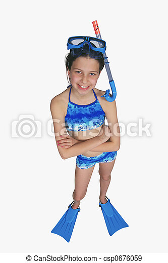 Girls Swimsuits 7 10 Models