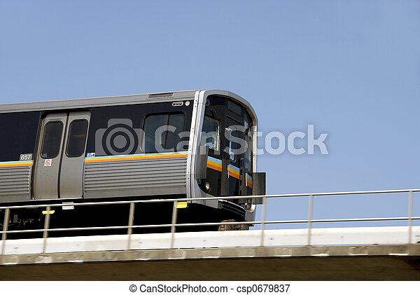 Rapid Transit - csp0679837