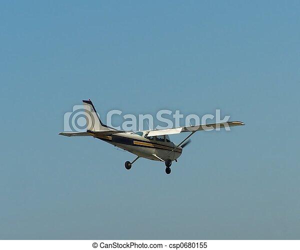 Small Plane - csp0680155