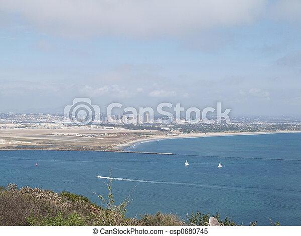 San Diego Bay - csp0680745