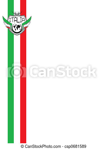 italia background - csp0681589