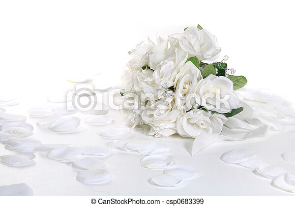 Bridal Bouquet - csp0683399