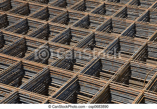 Reinforcing bar mesh - csp0683890